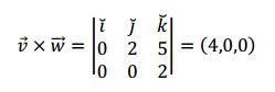 producto vectorial ejemplo 2