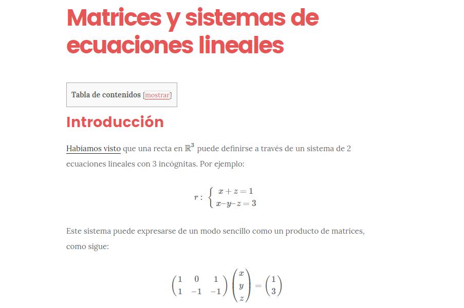 Matriz identidad y matriz inversa