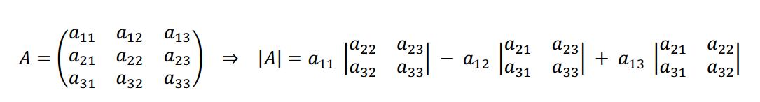 matrices-determinantes