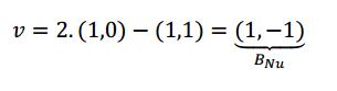 matriz asociada nucleo