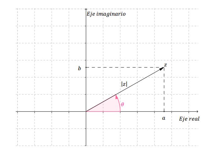 modulo y argumento de un numero complejo