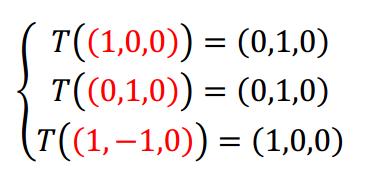 teorema fundamental de las transformaciones lineales 1