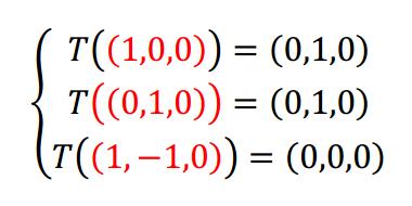 teorema fundamental de las transformaciones lineales 2