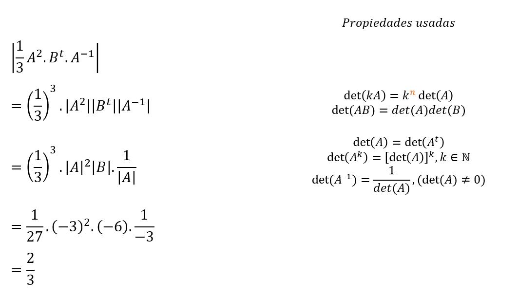 propiedades determinante 2